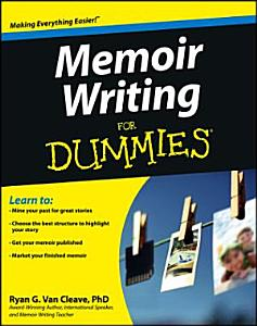 Memoir Writing For Dummies Book
