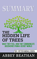 Summary of The Hidden Life of Trees PDF