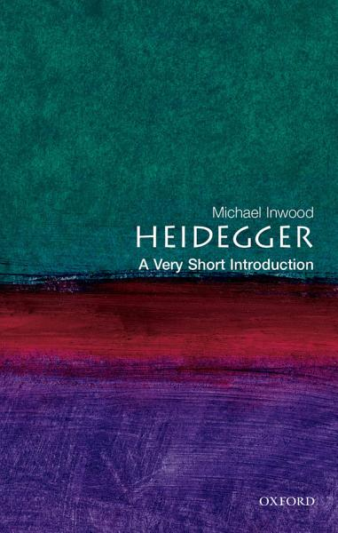 Heidegger  A Very Short Introduction PDF