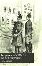 Les graveurs du XIXe siècle: guide de l'amateur d'estampes modernes, Volumes1à4