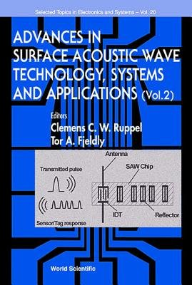Advances in Surface Acoustic Wave Technology, Systems and Applications