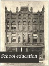 School Education: Volume 15
