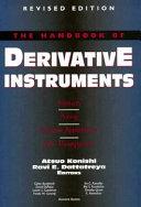 The Handbook of Derivative Instruments