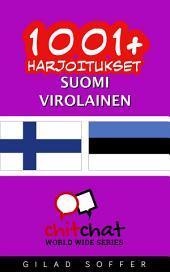 1001+ harjoitukset suomi - virolainen
