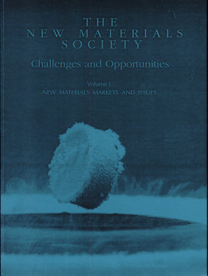 New Materials Society, Challenges and Opportunities