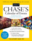 Chase's Calendar of Events 2017