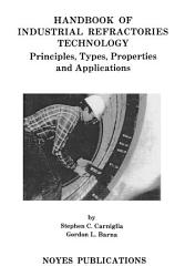 Handbook of Industrial Refractories Technology PDF