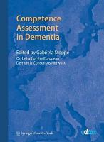 Competence Assessment in Dementia PDF