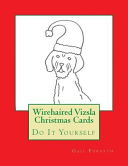 Wirehaired Vizsla Christmas Cards