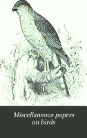 Miscellaneous Papers on Birds PDF
