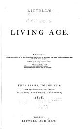 Littell's Living Age: Volume 139