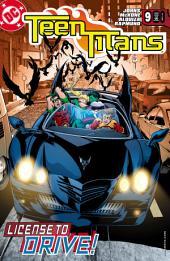 Teen Titans (2003-) #9