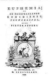 Tooneel- en dichtwerken van Pieter Pypers: Volume 13