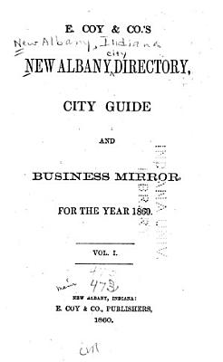 New Albany Directory  City Guide  and Business Mirror PDF