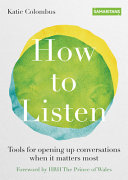 Samaritans  How to Listen