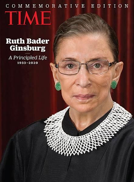 Download TIME Ruth Bader Ginsburg Book
