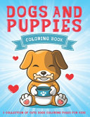 Dogs and Puppies Coloring Book PDF