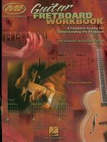 Guitar Fretboard Workbook  Music Instruction  PDF