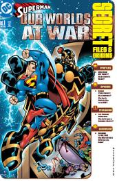 Superman: Our Worlds at War Secret Files (2001-) #1