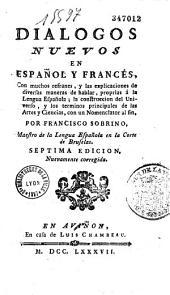 Dialogos nuevos en español y francés...