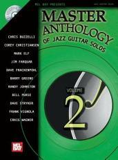 Master Anthology of Jazz Guitar Solos Volume 2 PDF