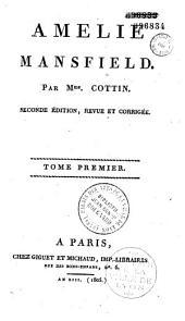 Amélie Mansfield: Volume1