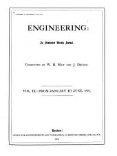 Engineering: Volume 9
