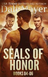 SEALs of Honor: Books 4-6 (Military Romantic Suspense)