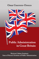 Public Administration in Great Britain