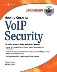 How to Cheat at VoIP Security PDF