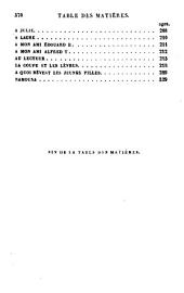 Poésies: Volumes1à2