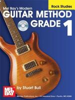 Modern Guitar Method Grade 1/Rock Studies