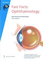Fast Facts  Ophthalmology PDF
