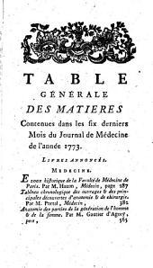 Journal de médecine, de chirurgie et de pharmacie: Volume 40