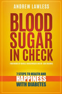 Blood Sugar in Check Book