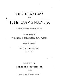 The Draytons and the Davenants PDF