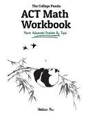 The College Panda s ACT Math Workbook PDF