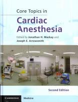 Core Topics in Cardiac Anesthesia PDF