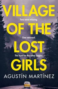 Village of the Lost Girls Book