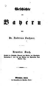 Geschichte von Baiern: Band 9