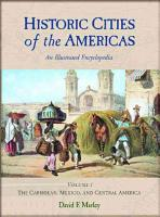 Historic Cities of the Americas PDF