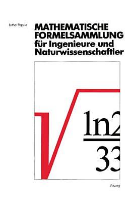 Mathematische Formelsammlung PDF