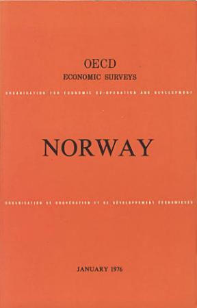OECD Economic Surveys  Norway 1976 PDF