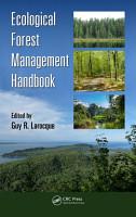 Ecological Forest Management Handbook PDF
