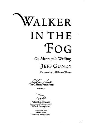 Walker in the Fog PDF