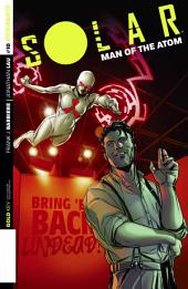 Solar: Man Of The Atom #10