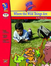 Where the Wild Things Are Lit Link Gr  1 3 PDF