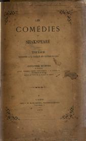 Les comédies de Shakespeare