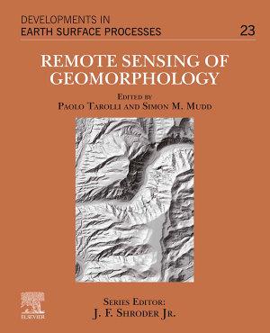 Remote Sensing of Geomorphology
