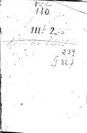 Relatio de studiis iesuitarum abstrusioribus: nunc in gratiam praedicantium lutheranorum ...